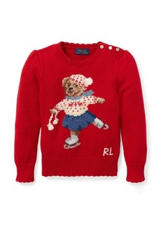 Ralph Lauren Holiday Bear Sweater