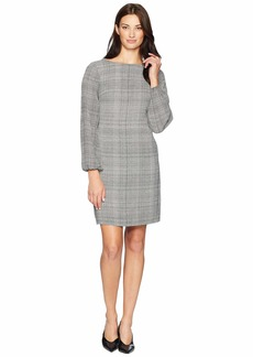 Ralph Lauren Hollyann Long Sleeve Day Dress