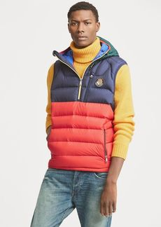 Ralph Lauren Hooded Down Vest