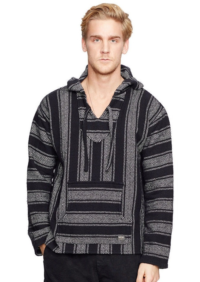 Ralph Lauren Hooded Herringbone Pullover