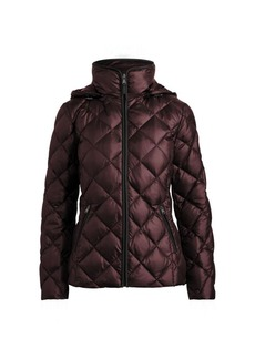 Ralph Lauren Packable Hooded Down Jacket