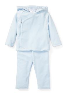 Ralph Lauren Hooded Top w/ Matching Pants