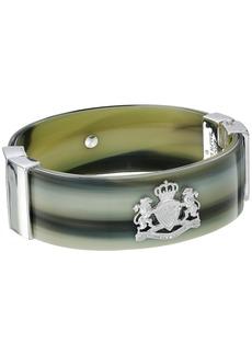 Ralph Lauren Horn Crest Bangle Bracelet