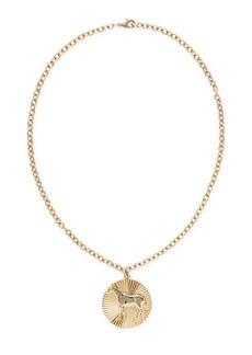 Ralph Lauren Horse Pendant Necklace