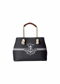 Ralph Lauren Huntley Market Tote