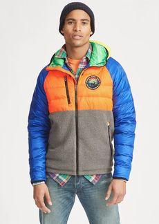 Ralph Lauren Hybrid Down Jacket