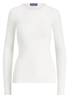 Ralph Lauren Iconic Style Long-Sleeve Top