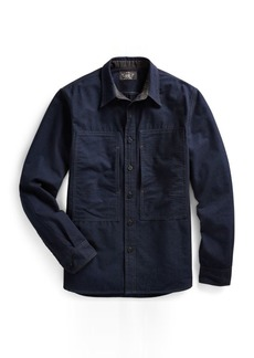 Ralph Lauren Indigo Chambray Shirt