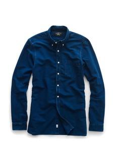Ralph Lauren Indigo Cotton Oxford Shirt