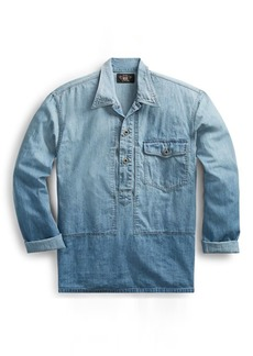 Ralph Lauren Indigo Denim Shirt