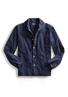 Ralph Lauren Indigo Ripstop Shirt