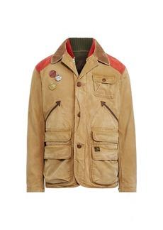 Ralph Lauren Jacket & Reversible Vest