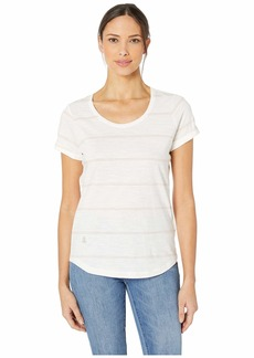Ralph Lauren Jersey Scoop Neck Tee