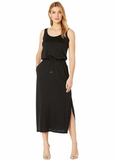 Ralph Lauren Jersey Sleeveless Maxi Dress