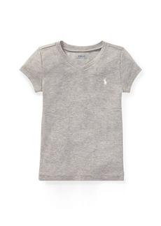 Ralph Lauren Jersey V-Neck T-Shirt