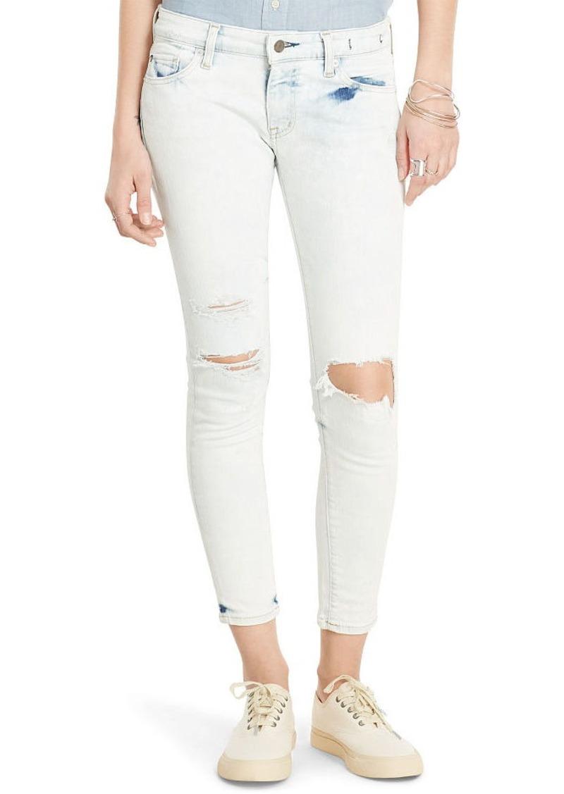 Ralph Lauren Joss Crop Skinny Jean
