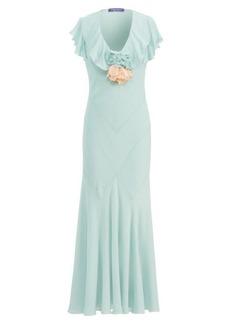 Juliette Silk Georgette Dress