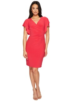 Ralph Lauren Kahlo Matte Jersey Dress