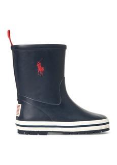 Ralph Lauren Kelso Big Pony Rain Boot