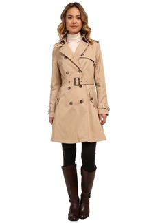 Ralph Lauren Kent Skirted Trench