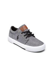 Ralph Lauren Kid's Faxon II EZ Lace-Up Sneakers