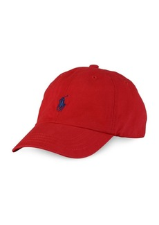 Ralph Lauren Kid's Polo Pony Baseball Cap