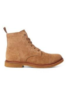 Ralph Lauren Kieran Suede Boot