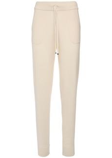 Ralph Lauren Knit Cashmere Blend Jogging Pants