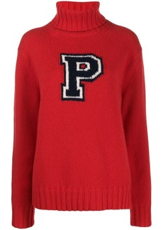 Ralph Lauren knitted roll neck jumper