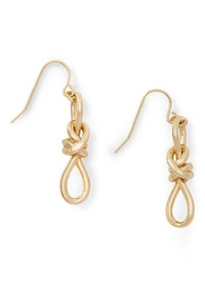 Ralph Lauren Knot Earrings