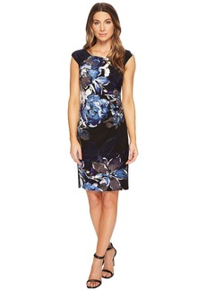 Ralph Lauren Koriza Patras Floral Dress