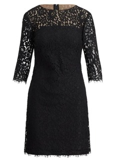 Ralph Lauren Lace Dress