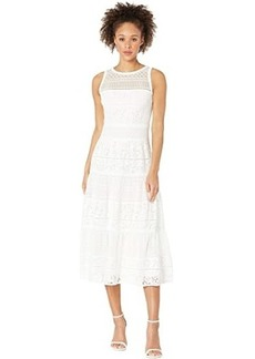 Ralph Lauren Lace Sleeveless Maxi Dress