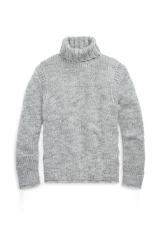 Ralph Lauren Lambswool-Cashmere Turtleneck