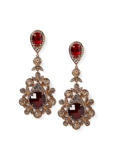Ralph Lauren Large Drop Chandelier Earrings