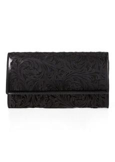 Ralph Lauren Laser-Cut Calfskin Wallet