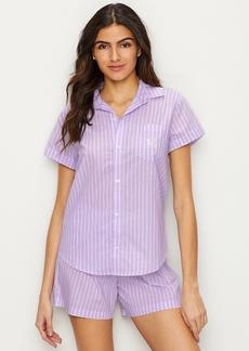 Lauren Ralph Lauren + Classic Woven Pajama Set