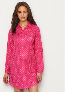 Lauren Ralph Lauren + Classic Woven Sleep Shirt