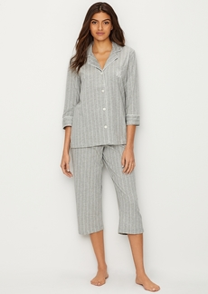 Lauren Ralph Lauren + Further Lane Capri Knit Pajama Set