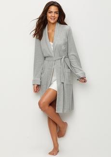 Lauren Ralph Lauren + Hartford Lounge Shawl Collar Knit Robe