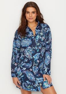 Lauren Ralph Lauren + His Shirt Woven Sleep Shirt