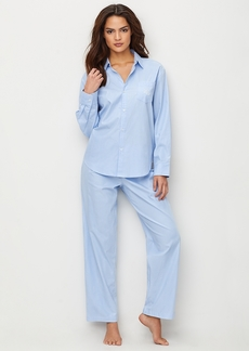 Lauren Ralph Lauren + Stretch Woven Pajama Set