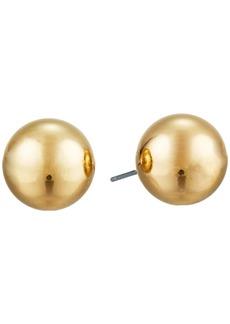 Ralph Lauren 12mm Stud Earrings