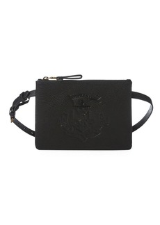 Lauren Ralph Lauren Anchor Faux Leather Belt Bag