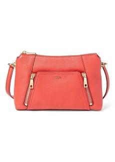 Lauren Ralph Lauren® Arley Leather Crossbody Bag