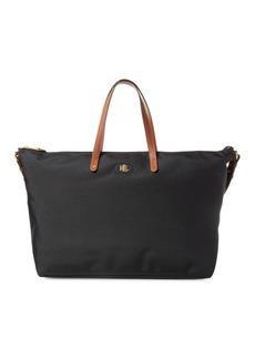 Lauren Ralph Lauren Bainbridge Darlene Nylon Duffel Bag
