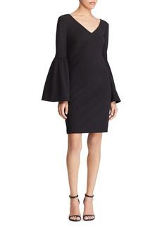 Lauren Ralph Lauren Bell-Sleeve Dress - 100% Exclusive