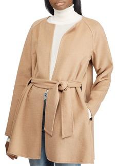 Lauren Ralph Lauren Belted Coat