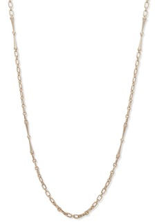 Lauren Ralph Lauren Bit Long Strand Necklace, 42""