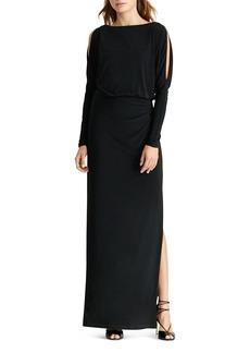 Lauren Ralph Lauren Blouson Gown